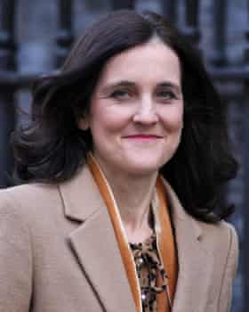 Theresa Villiers.