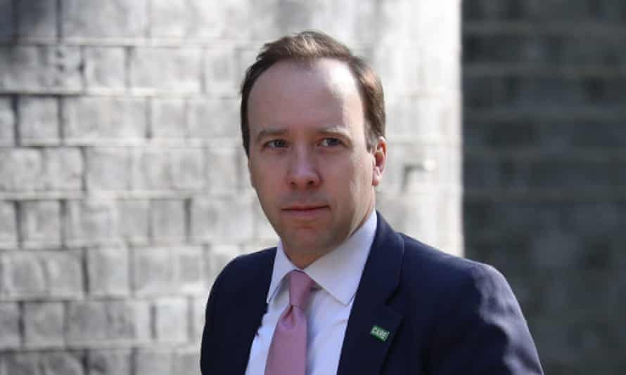 On Tuesday, Matt Hancock had to deny claims that ministers had made a 'political decision not to join the EU scheme.