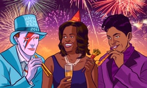 Bye-bye, 2016: let's raise a glass to the American Dream.