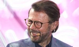 Abba star Björn Ulvaeus