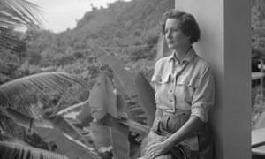 Ann Fleming in Jamaica