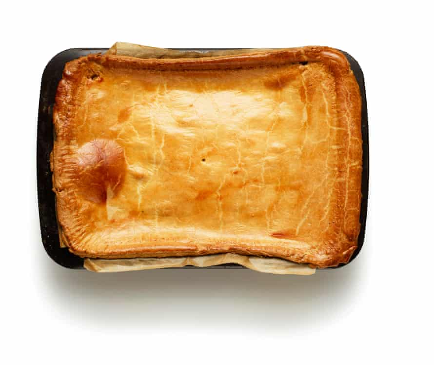 Felicity Cloake's cheese and onion pie 8