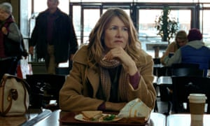 Laura, played by Laura Dern, is a lawyer having a hotel-room affair with a married guy.