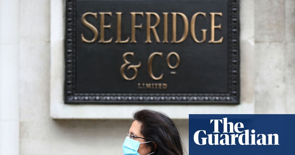 Selfridges to be auctioned off with £4bn starting price