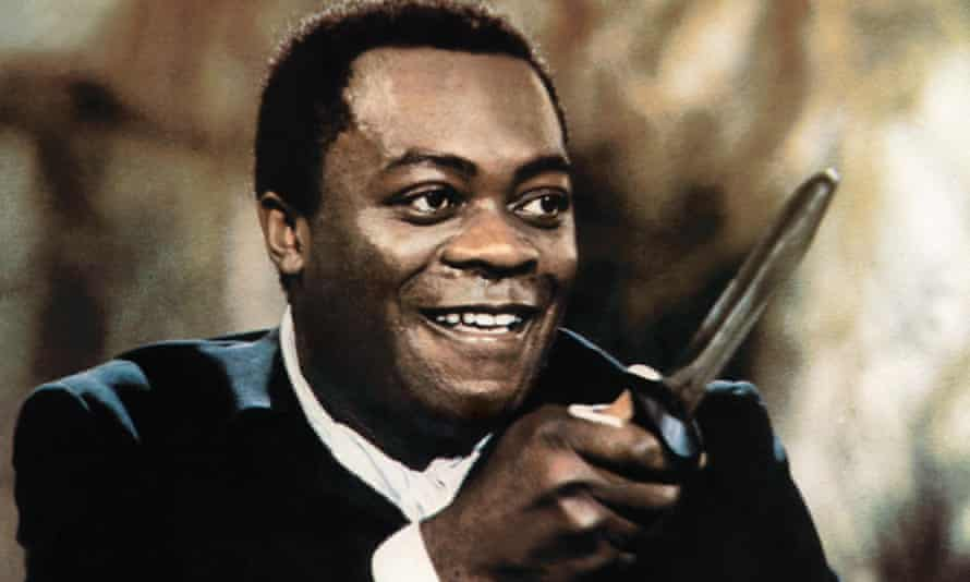 Yaphet Kotto in Live and Let Die.