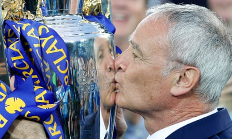 Claudio Ranieri's journey to Fulham and back to the Premier League – video profile