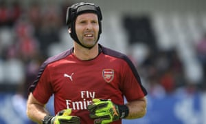 Petr Cech of Arsenal, formerly of Chelsea, could become currently of Chelsea again.