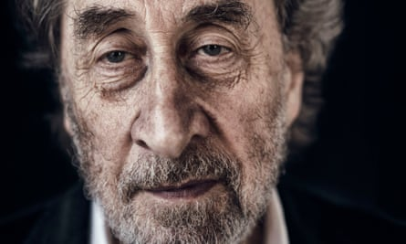 Howard Jacobson at his home in central London.
