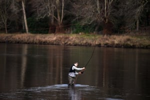 The salmon season on the Tay and tributaries is the first of the larger Scottish rivers to open