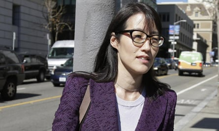 """The lawsuit of Ellen Pao, interim chief executive of Reddit, is """"putting sexism in the Valley on trial and it's a very big deal"""". said Nitasha Tiku, a blogger for tench news site, the Verge."""
