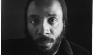 Activist and comedian Dick Gregory.