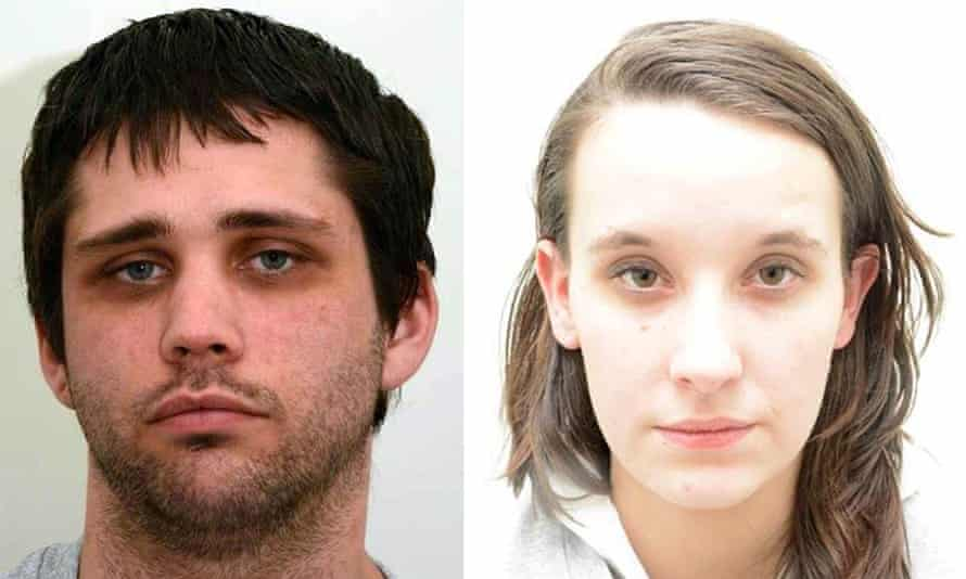The couple dismembered Becky's body and hid it in a garden shed 80 metres from their home, where it was discovered by police in the early hours of 3 March.
