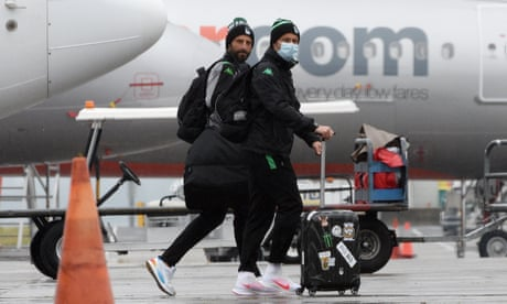 A-League travel fiasco ends as players arrive in NSW