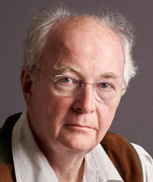 writer Philip Pullman