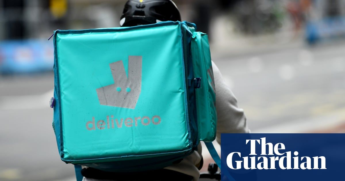 Deliveroo raises sales forecast after 'strong growth' in 2021