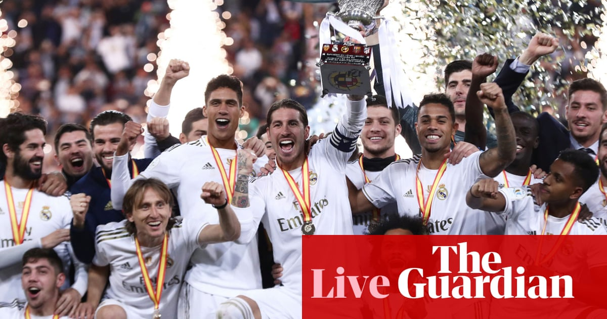 Real Madrid Beat Atletico Madrid On Penalties To Win Spanish