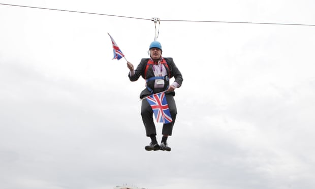 Boris zipline