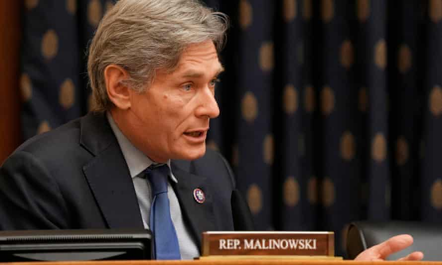 Tom Malinowski is one of four Democratic lawmakers who signed a statement condemning NSO Group.