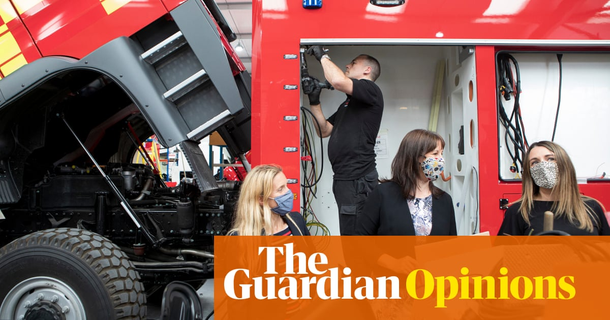 Labour's 'Buy British' policy isn't nostalgia – it's a smart response to new realities