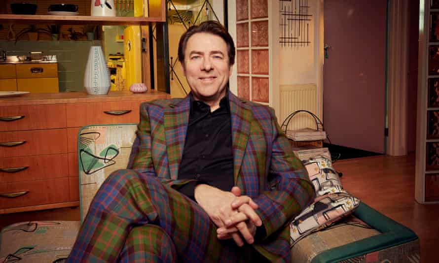Jonathan Ross, host of Morecambe and Wise in America.