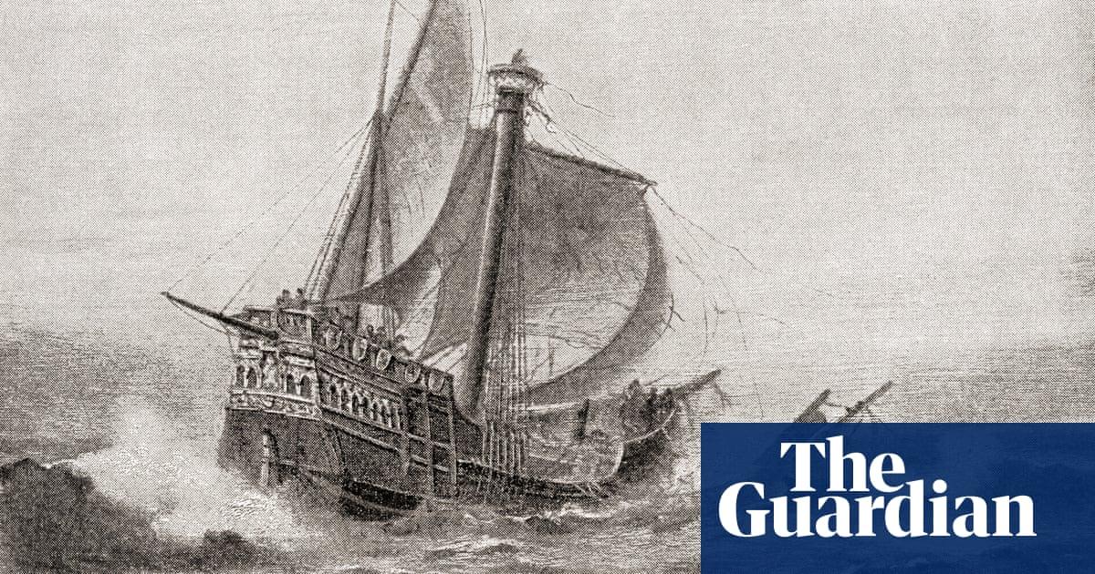 Spain logs hundreds of shipwrecks that tell story of