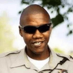 Charleston Hartfield. A victim of the Las Vegas mass shooting on 2 October 2017