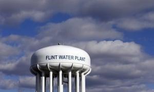flint water plant