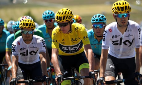 Five reasons why Chris Froome and Team Sky dominated the Tour de France | William Fotheringham