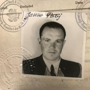 Jakiw Palij in a 1949 visa photo.