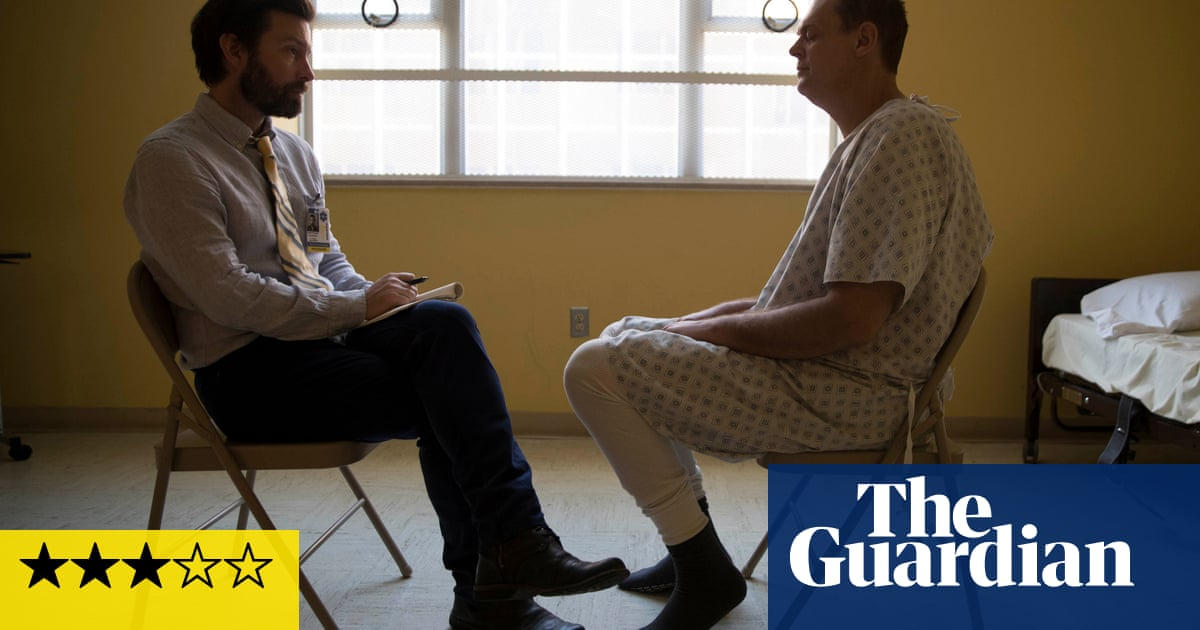 The Dead Center review – chilling times in the morgue
