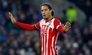 Keeping Virgil van Dijk is a big statement from a club more used to selling their better players.