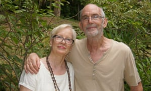 Sheila and Philip Allum in Langkawi.