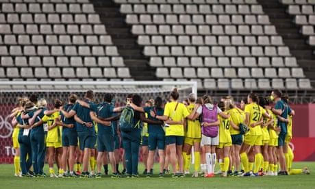 Matildas under spotlight but focus can turn to football with Brazil in town | Emma Kemp