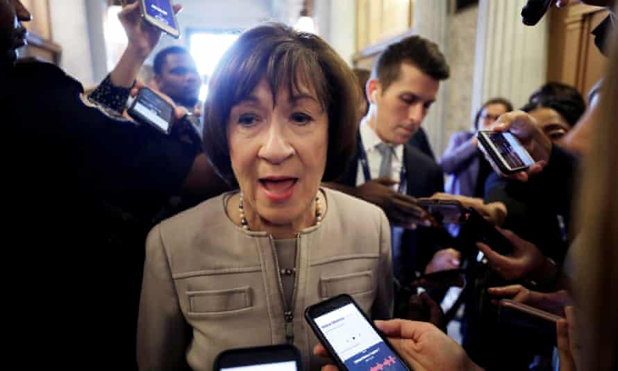 A campaign to fund an opponent to Susan Collins went viral this week.