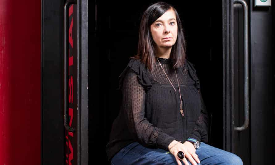 The Royal Court's artistic director, Vicky Featherstone.