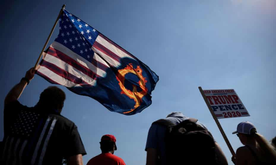 By the time Facebook banned QAnon content in 2020, a Guardian report had exposed that groups dedicated to the dangerous conspiracy theory were spreading on the platform at a rapid pace.
