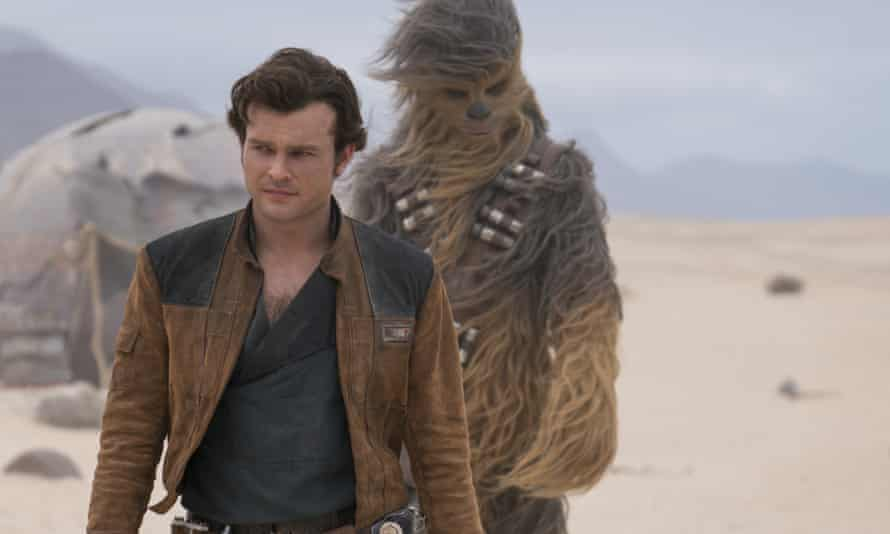 a still from Solo: A Star Wars Story.