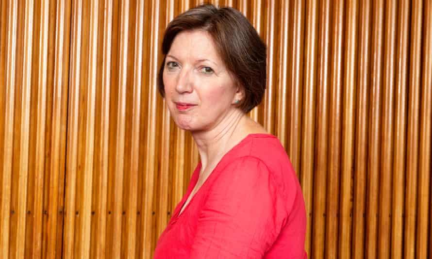 Frances O'Grady, at TUC head offices, Congress House, London