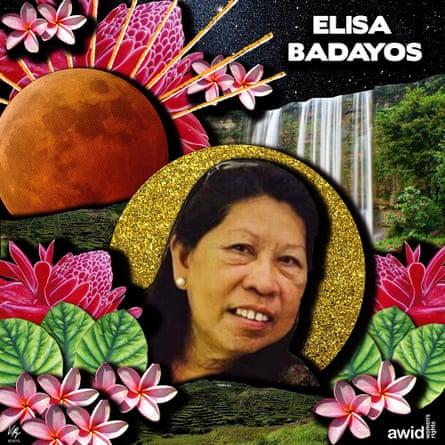 Elisa Badayos