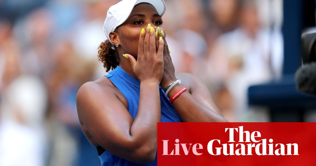US Open 2019: Evans, Osaka and Konta progress, Halep loses – live!