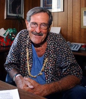 John Vasconcellos, father of the self-esteem movement