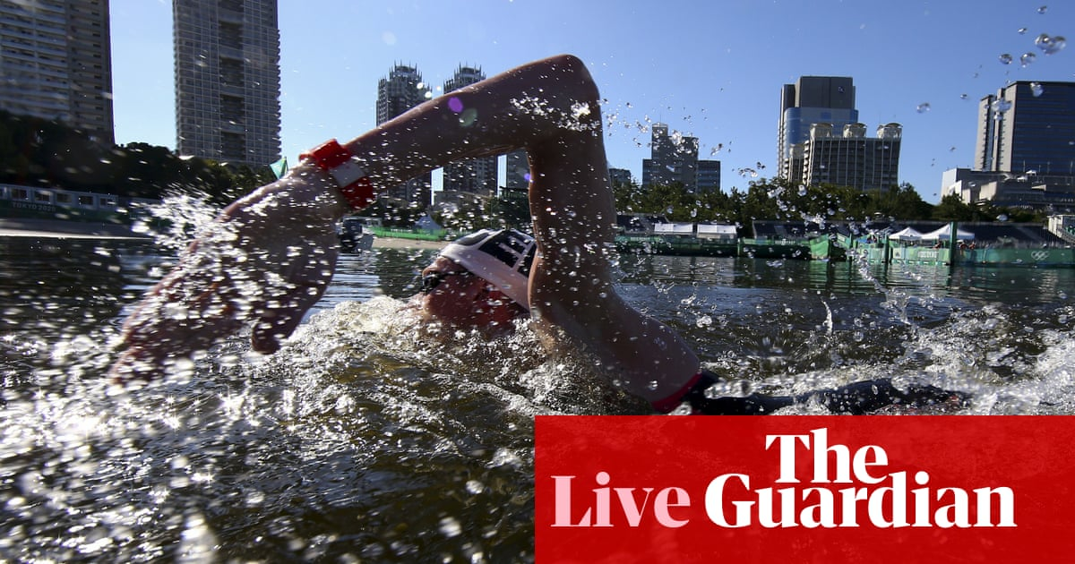 Tokyo 2020 Olympics: 110m hurdles, golf, diving, cycling and more – live!