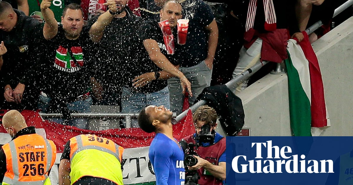 England's victory over Hungary marred by reports of racism in Budapest