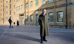 Nigel Carrington, vice-chancellor of University of the Arts London