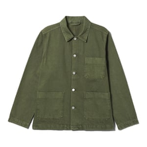 Green jacket, £55