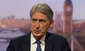 Philip Hammond said the Tories were not deaf to the message of the general election.