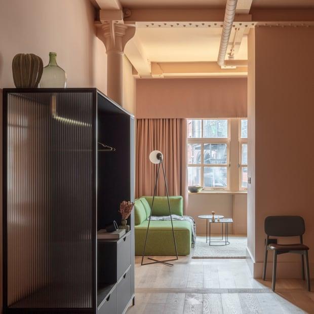 Whitworth Locke, Manchester: hotel review