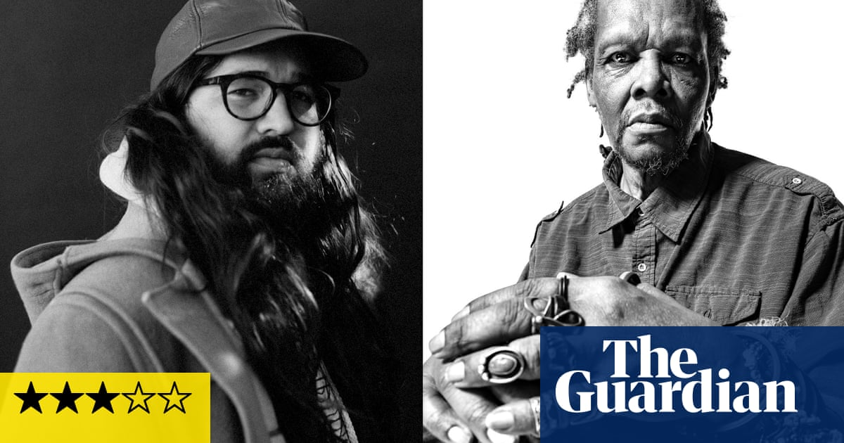 Matthew E White and Lonnie Holley: Broken Mirror: A Selfie Reflection review – a moving collaboration