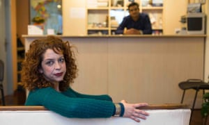 Maria Papageorgiou, owner of Aeolian Sun travel agency