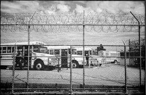 Rikers Island Buses